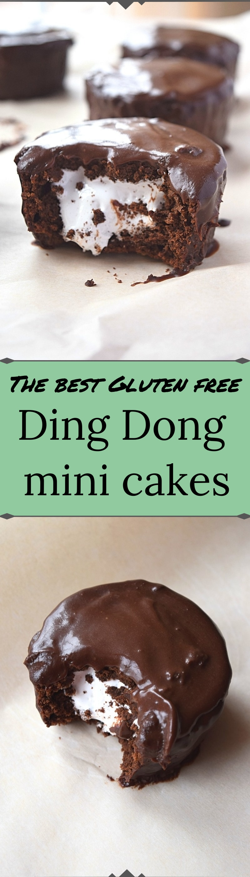 Gluten Free Ding Dongs