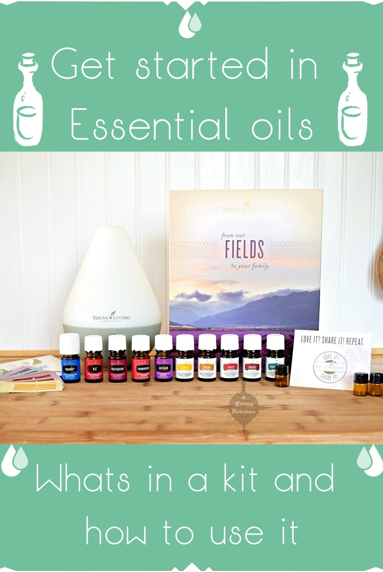 Premium Started Kit with Young Living